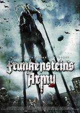 frankenstein_s_army movie cover