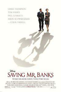 Saving Mr. Banks main cover