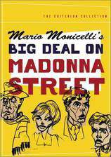 big_deal_on_madonna_street movie cover