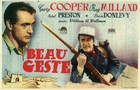 Beau Geste movie photo