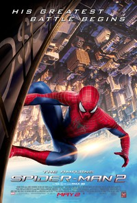 The Amazing Spider-Man 2 main cover