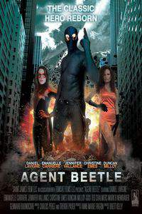 Agent Beetle main cover