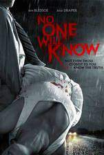 no_one_will_know movie cover