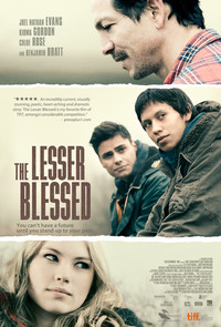 The Lesser Blessed main cover