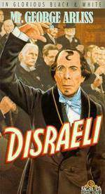 disraeli movie cover
