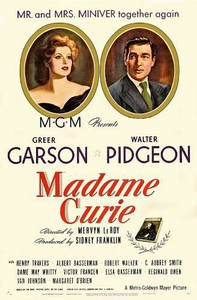 Madame Curie main cover