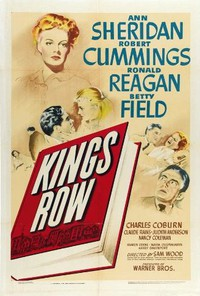 Kings Row main cover