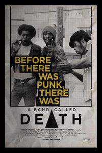 A Band Called Death main cover