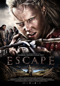 Escape main cover