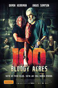 100 Bloody Acres main cover