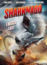 sharknado movie cover