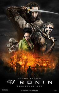 47 Ronin main cover