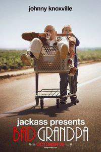 Jackass Presents: Bad Grandpa main cover