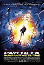 paycheck movie cover