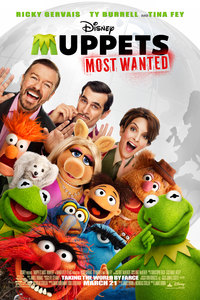 Muppets Most Wanted main cover