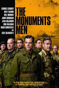 The Monuments Men main cover