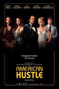 American Hustle main cover