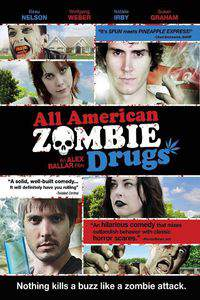 All American Zombie Drugs main cover