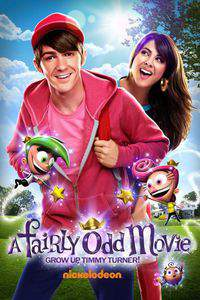 A Fairly Odd Movie: Grow Up, Timmy Turner! main cover