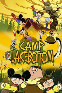 Camp Lakebottom movie cover