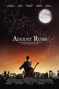 August Rush main cover