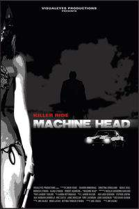 Machine Head main cover