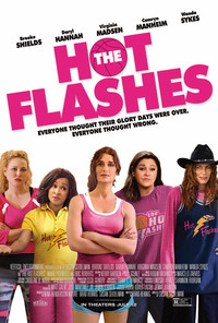 The Hot Flashes main cover