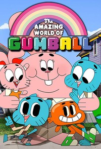 The Amazing World of Gumball movie cover