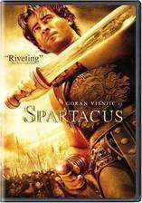 spartacus movie cover