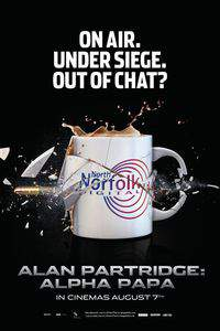 Alan Partridge: Alpha Papa main cover