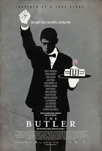 Lee Daniels' The Butler main cover