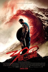 300: Rise of an Empire main cover