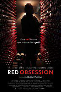 Red Obsession main cover