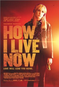 How I Live Now main cover