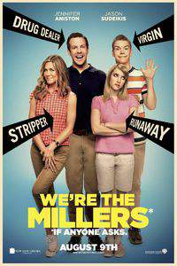 We're the Millers main cover
