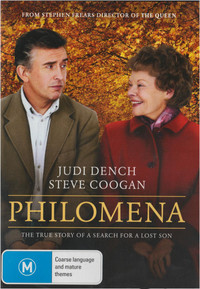 Philomena main cover