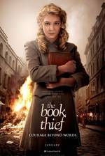 The Book Thief movie cover