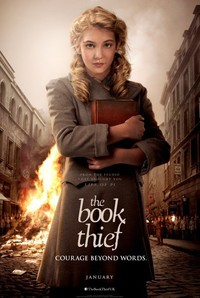 The Book Thief main cover