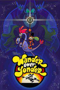 Wander Over Yonder movie cover