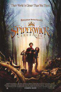 The Spiderwick Chronicles main cover