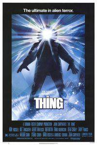 The Thing main cover