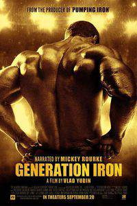 Generation Iron main cover