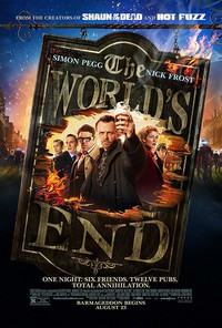 The World's End main cover