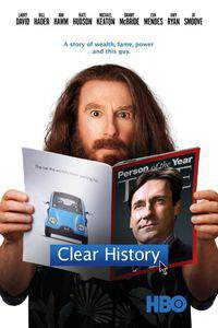 Clear History main cover