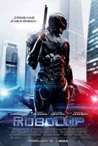 RoboCop main cover
