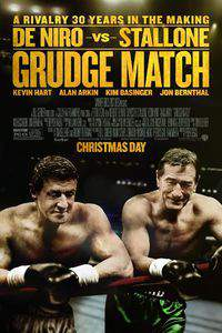 Grudge Match main cover