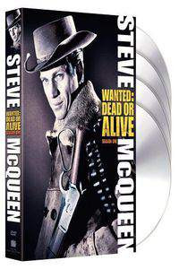 Wanted: Dead or Alive movie cover