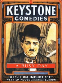 A Busy Day main cover