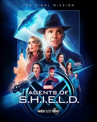 Agents of S.H.I.E.L.D. movie cover