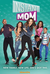 Instant Mom movie cover
